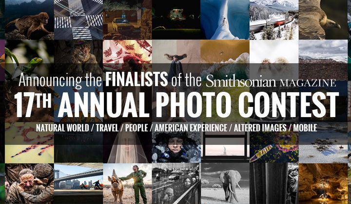17th Annual Photo Contest Billboard