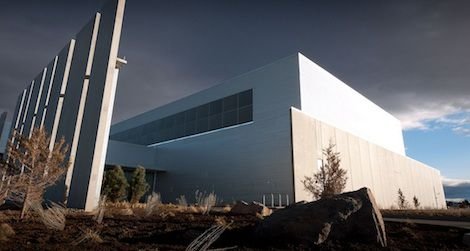 Blum visited Facebook's new data center in Prineville, Oregon, among other places.