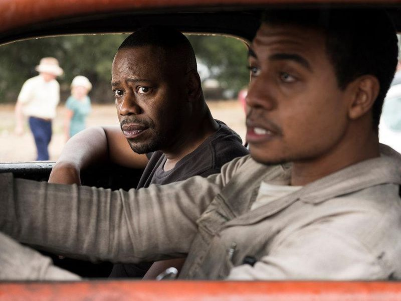 Malcolm Barrett as Rufus Carlin, Joseph Lee Anderson as Wendell Scott