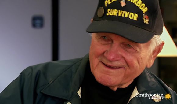 Preview thumbnail for video'The Last Survivor of Pearl Harbor's USS Phoenix.