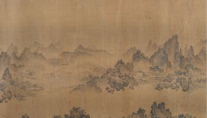 Relax Like You Are in 12th-Century China and Take in These Lush Landscape Paintings