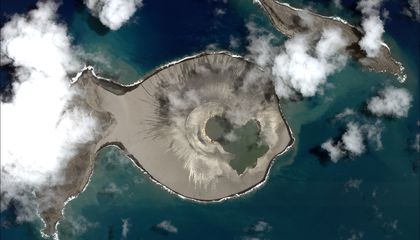 How the Rapidly Changing Shape of This New Island Could Teach Us About Mars