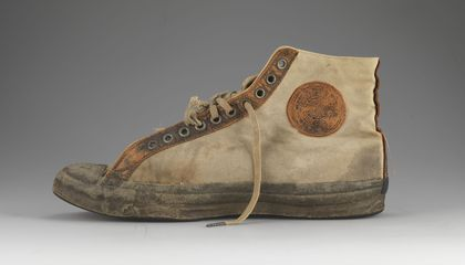 Running Shoes Date Back to the 1860s, and Other Revelations