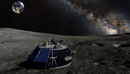 The First Private Lunar Landing Was Just Approved