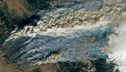 Colorado's Record-Breaking Blazes Illustrate the West's Lengthening Fire Season