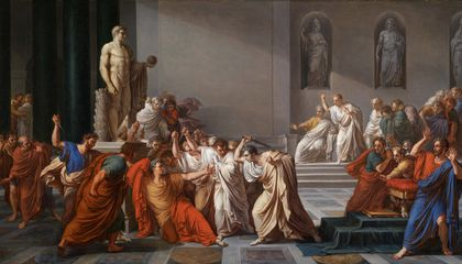 The Hunt for Julius Caesar's Assassins Marked the Last Days of the Roman Republic