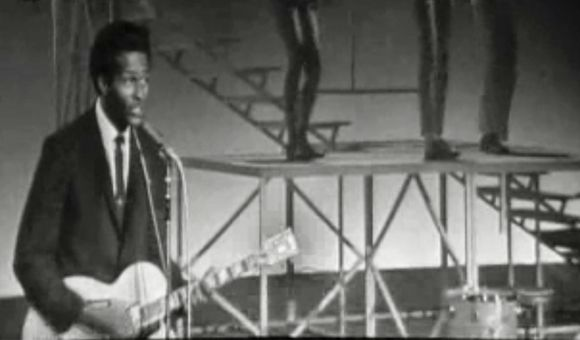 """Preview thumbnail for video'Chuck Berry Performs """"Johnny B. Goode"""""""