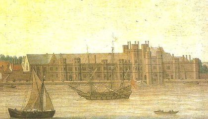 Part of Henry VIII's Birthplace Discovered