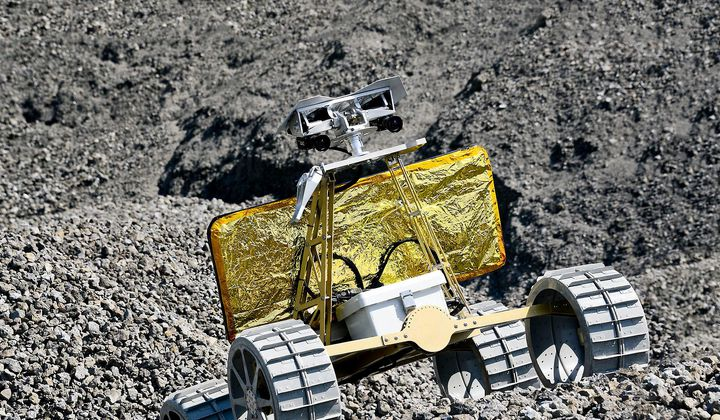 Will Anyone Win the Google Lunar X-PRIZE?