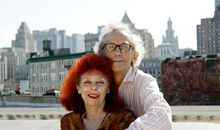 Q and A: Christo and Jeanne-Claude