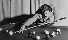 Ruth McGinnis: The Queen of Billiards