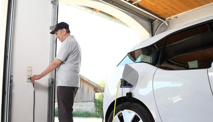 For Electric Vehicles to Take Off, Apartments Need to Come with Charging Stations