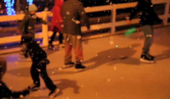 Preview thumbnail for video'Ice Skating on an Iceless Rink