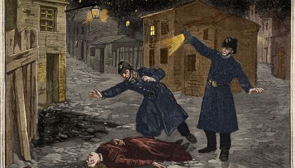 Case Solved on Jack the Ripper? Not So Fast