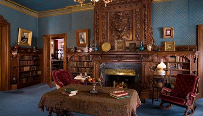 You Can Write Inside Mark Twain's Library