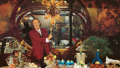 You, Too, Can Cook Like Surrealist Godfather Salvador Dalí