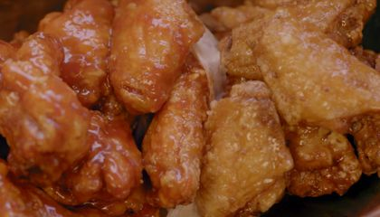 "How Korean Fried Chicken, AKA ""Candy Chicken"" Became a Transnational Comfort Food"