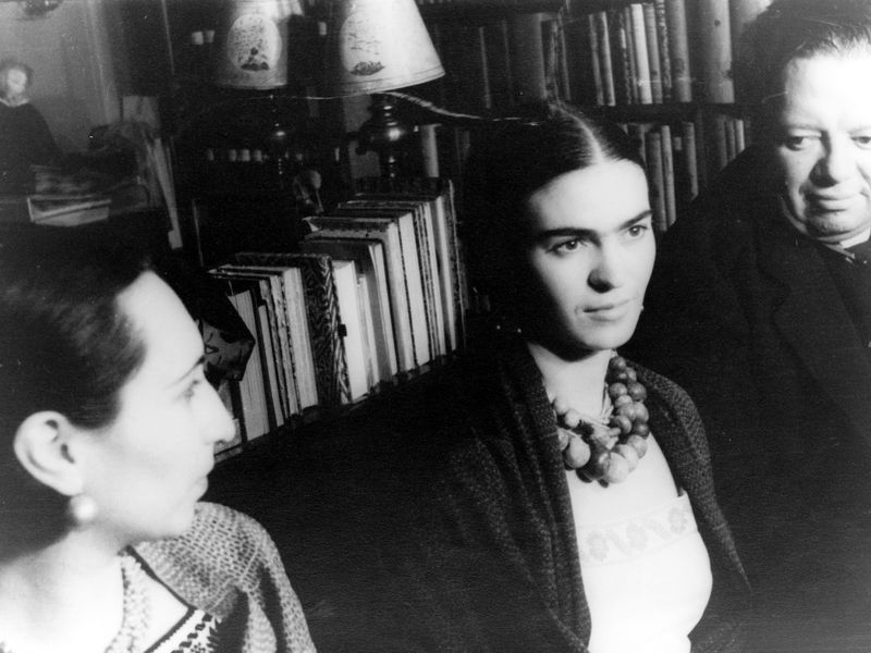 This May Be the Only Known Recording of Frida Kahlo's Voice