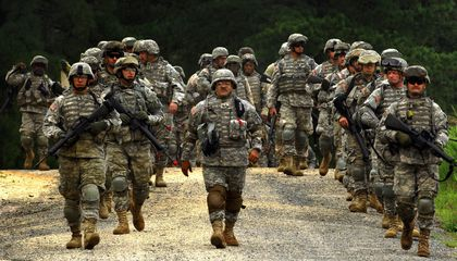 The Army Is Open to Beards, Turbans And Other Religiously Affiliated Symbols