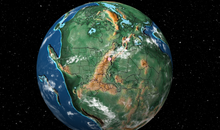 Map Shows How Earth Changed Over 750 Million Years