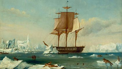 The Forgotten American Explorer Who Discovered Huge Parts of Antarctica