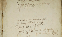 Critically Explore 17th-Century Noblewoman's Little-Known Poems Online
