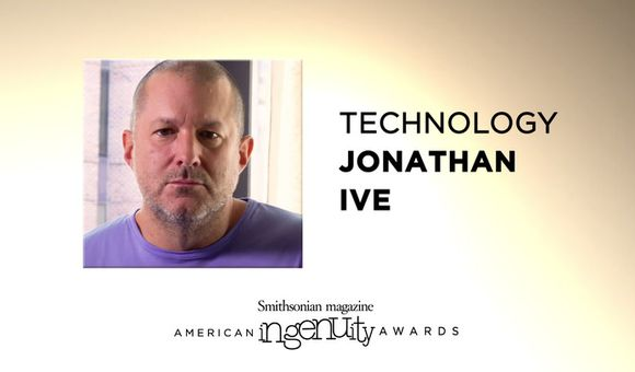 Preview thumbnail for video'Why Jony Ive Is Apple's Design Genius