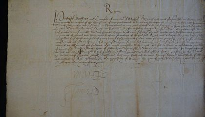 Newly Discovered Letters Show a Different Side of Mary, Queen of Scots