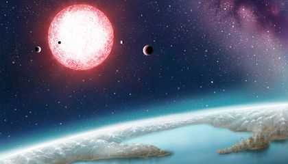 Kepler-186f: The Most Earthlike Planet Yet