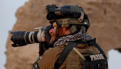 War Correspondents Are No Longer Spies in the Eyes of the Pentagon