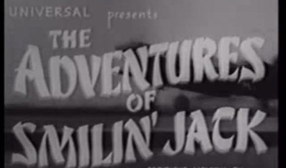Preview thumbnail for video'The Adventures of Smilin Jack (1943)