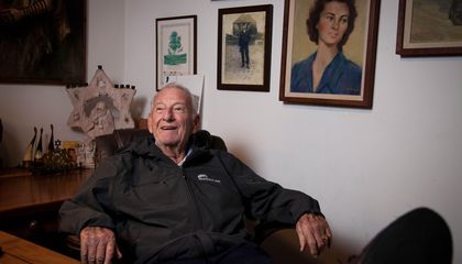 Mel Mermelstein Survived Auschwitz, Then Sued Holocaust Deniers in Court