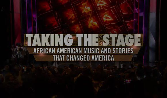 Preview thumbnail for video'Taking the Stage: African American Music and Stories that Changed America