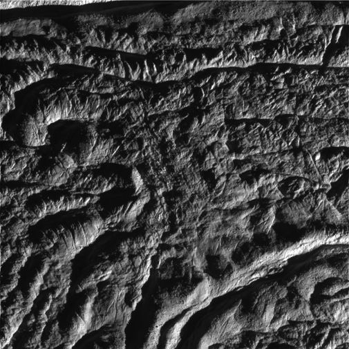 Enceladus, this is your closeup.