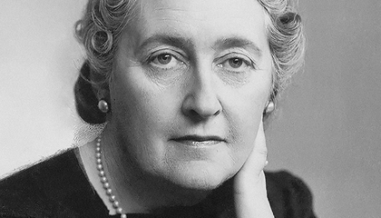 Agatha Christie's Fiery Letters Offer New Glimpse Into the Queen of Crime