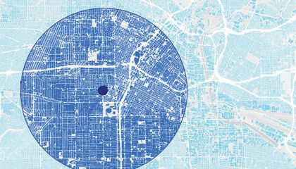 Order Makes Cities Easy to Navigate—It May Also Make Them Hotter