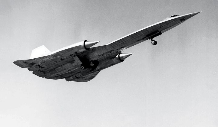 Vietnam, the CIA, and the World's Fastest Aircraft