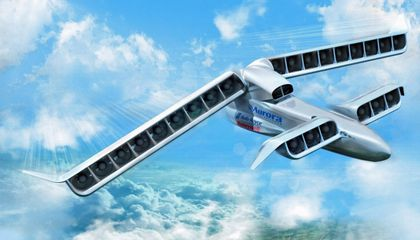 DARPA Picks Aurora Flight Sciences For New X-Plane