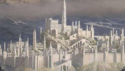 One of J.R.R. Tolkien's Earliest Middle-Earth Stories Will Be Published as a Novel