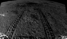 China's Lunar Rover Finds a Gel on Moon