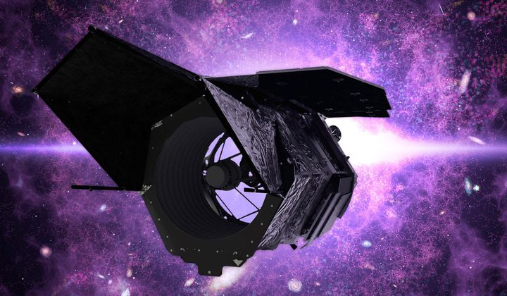 New Telescope Will Search for Free-Floating Worlds