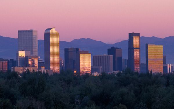 What makes the Mile High City a mile high?