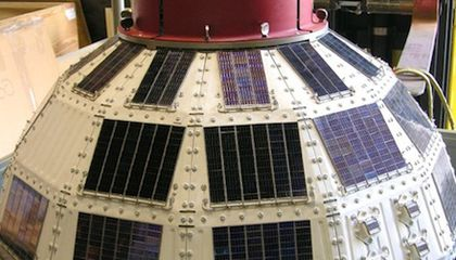 Fifty Years Ago Today, the First Communications Satellite Was Launched Into Space