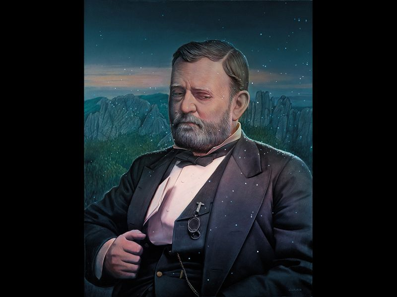 Ulysses Grant illustration