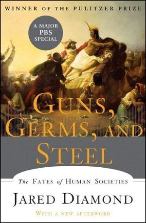Preview thumbnail for video 'By Jared Diamond: Guns, Germs, and Steel: The Fates of Human Societies