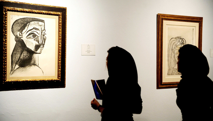 Ten Picassos Discovered Amid Tehran Museum's Hidden Collection of Western Art