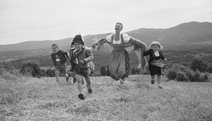 The Real-Life Story of Maria von Trapp