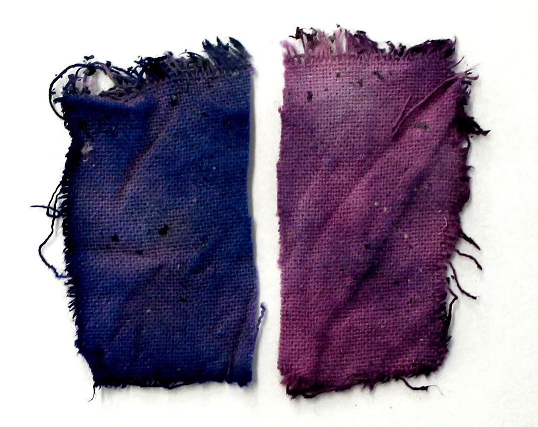 Watercolor cloth