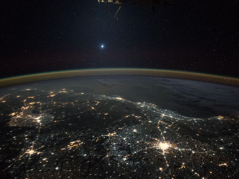 Venus and Jupiter May Meddle With Earth's Orbit and Climate