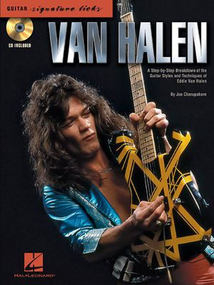Preview thumbnail for video 'Van Halen - Signature Licks: A Step-by-Step Breakdown of the Guitar Styles and Techniques of Eddie Van Halen